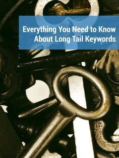 20 best books to consider images on pinterest book covers amazon everything you need to know about long tail keywords a new ebook fandeluxe Image collections