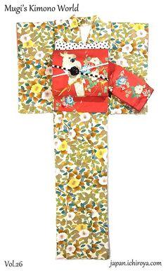 Welcome to Mugi's Kimono World ! — *** Mugi's Kimono World *** 2014 Best of KAWAII...