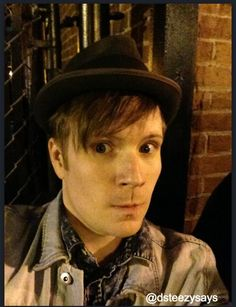 just-fall-out-boy:  Patrick is so cute <3