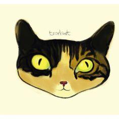 Cat - Kedi  #kedi #cat #tuval #boya #desen #resim #istanbul #çizim @ErcanSrt #kedicik #kurşunkalem #drawing #art #draw #karikatür #figurative #design #ercansert #gallery #sketch #life  #pencilsketch #ressam #oilpaint #illustration #painting #work  #artwork #photooftheday #animal #repost