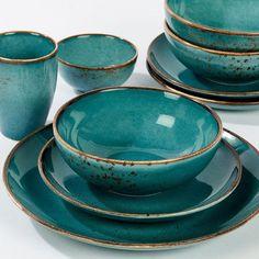 Ceramic Clay, Ceramic Plates, Glazes For Pottery, Ceramic Pottery, Earthenware, Stoneware, Pottery Painting Designs, Kitchenware, Tableware