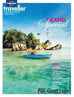 Lonely Planet Traveller - May 2013 - free download!
