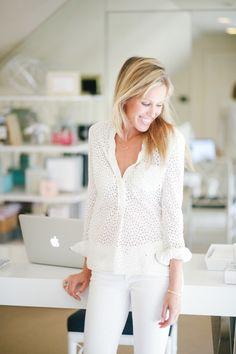 The Fashionable Hostess: http://www.stylemepretty.com/living/2015/09/16/behind-the-blog-the-fashionable-hostess/   Photography: Lindsey Grace - http://lindseygrace.com/
