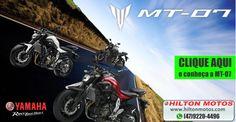 HILTON MOTOS: MT-07