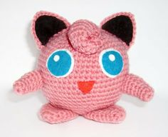 Jigglypuff pattern on WolfDreamer