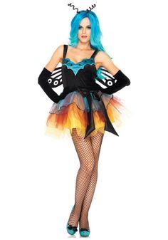 Sexy Fantasy Butterfly Fairy costume #Halloween #Animals