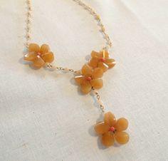 honey stone flowers