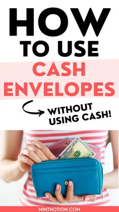 How to use the cash envelope system without cash. If you want to follow Dave Ramsey's cash envelopes without cash, check out these budget tips to help you get started. Includes common cash envelope categories and free cash envelope printables. If you don't want to worry about carrying cash in your wallet, the cashless envelope system can be a great way to save money. Best Money Saving Tips, Ways To Save Money, Money Tips, Saving Money, Budget Envelopes, Cash Envelopes, Envelope Budget, Life On A Budget, Sinking Funds