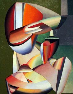 Abstract art John Ferren