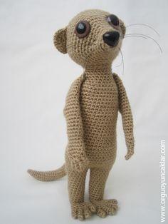 Knitting Pattern For Baby Oleg : 1000+ images about stokstaartje on Pinterest Amigurumi, Amigurumi patterns ...