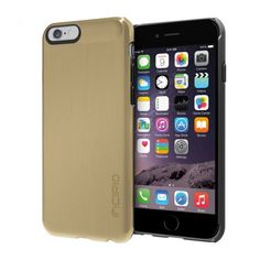 """iPhone 6 (4.7"""") Incipio feather SHINE Ultra-Thin Snap-On Case - iMobile-Wireless.com   Ultra thin and ultra light, the Incipio feather SHINE offers sleek protection while maintaining the shape of your iPhone 6. Brushed aluminum finish provides a sophisticated feel."""