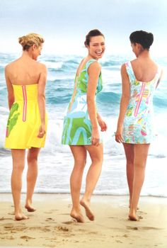 Lily Pulitzer - love those zippers