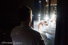 Trey McIntyre Project from backstage at Jacob's Pillow Dance Festival