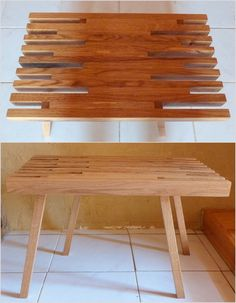 A unique coffee table design which you have to make at your home to make good impressions of your creativity for others then don't think and start this project now. This glamour wooden pallet coffee table will make your room and comfort to feel rest with coffee.
