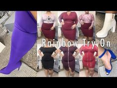 91afb0d8e1a Huge Fashion Nova Curve Try On Haul - Featuring 8 Looks