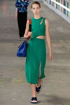 Boss New York Spring/Summer 2017 Ready-To-Wear Collection | British Vogue