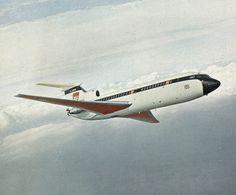 Hawker Siddeley Trident