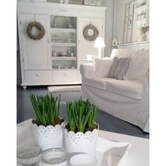 Shabby and Charme: Total white per una bella casa in Germania