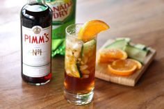 The Pimm's Cup