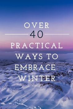 If you have been looking for practical ways you can embrace winter outdoors, this is the list for you! It includes over 40 different ways you and your family can get outside and enjoy winter! It is full of winter activites that kids and adults will enjoy. #winterbucketlist Free Travel, Budget Travel, Travel Ideas, Travel Tips, Winter Vacations, Winter Destinations, Winter Fun, Winter Season, Family Adventure