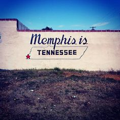 MURALS: Memphis isn't just Memphis. It's totally the heart of Tennessee. (Hollywood and Sam Cooper)