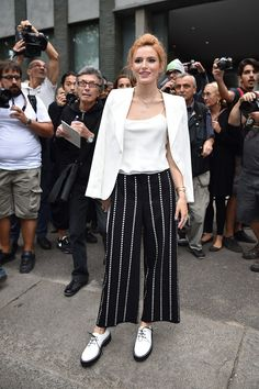 The Only 10 Looks From Milan Fashion Week You Need to See via @WhoWhatWear