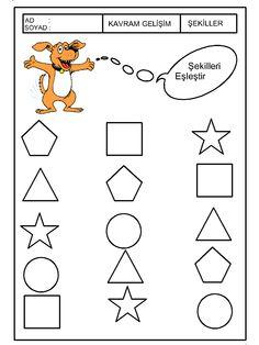 113 En Iyi Geometrik Sekiller Görüntüsü Kindergarten Day Care Ve