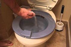 Szórj egy kevés sót a vécébe, leesik majd az állad!
