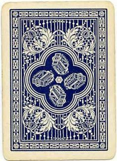 Bicycle Playing Cards - Vintage Back Designs Bicycle Cards, Bicycle Playing Cards, Old Cards, Border Design, Queen Of Hearts, Deck Of Cards, Grills, Artsy Fartsy, Bicycles