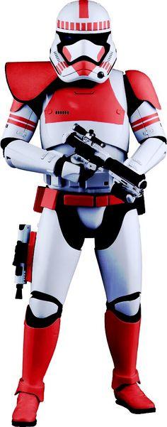 First Order Shock trooper Commander by BcLemon.deviantart.com on @DeviantArt