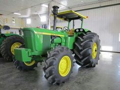 John Deere 6030 FWD.This has got to be one of Brad Walks 175hp 6030