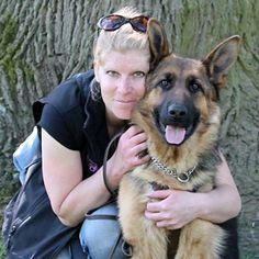 Radka Zahrádková - denní recepční VIP PETS Pet Hotel, Shepherd Dog, Corgi, German, Hotels, Luxury, Pets, People, Animals