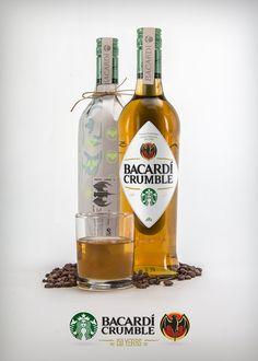 Bacardi Crumble by Luuk Jaspers & Gijs Hoeijmakers
