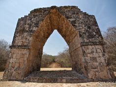 Kabah gateway - A brief overview of Maya architecture Maya Architecture, Fourth World, Mayan Ruins, Old Dogs, Dog Photos, Abandoned Places, Scene, Outdoor Structures, Pictures