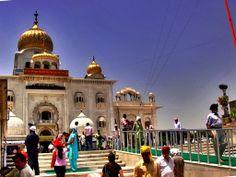 Sikh Temple New Delhi, India