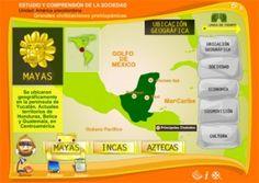 Recursos TIC para estudiar las culturas Incas, Mayas y Aztecas | El ojo pedagógico