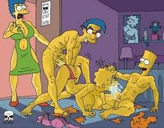 Simpson family porn