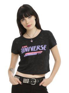 Cartoon Network Steven Universe Mr. Universe Girls T-Shirt | Hot Topic