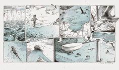 Zara Slattery - The Blog Vintage World Maps, Zara, Comics, Illustration, Blog, Blogging, Illustrations, Cartoons, Comic