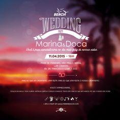Bem-vindo! Você é convidado especial para o nosso casamento e por isso esperamos que você curta tanto quando nós o seu final de semana em Maresias.    Welcome! You are our special guest to our w