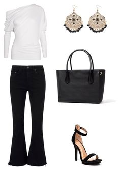 """Winter Fashion 2016, #1"" by mitchieanne21 on Polyvore featuring Tom Ford and rag & bone"