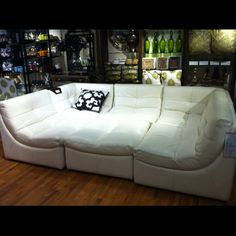 Awesome couch! Movie couch!
