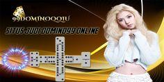 Situs judi domino 99 online terbaik dan teraman adalah situs judi online yang bisa memberikan permainan yang fairplay 100% tanpa robot dan keamanan terbaik.