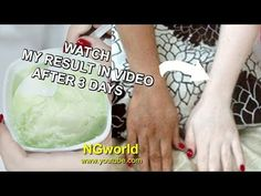 SKIN WHITENING 3 SHADES Permanently, get MILKY, Fair, Spotless, Glowing Skin NATURALLY ll NGworld - YouTube
