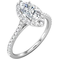 $2,297  -  1.71 CARATS MARQUISE CUT DIAMOND HALO ENGAGEMENT RING ON 14K SOLID WHITE GOLD F 26 D http://www.amazon.com/dp/B00OPJAODA/ref=cm_sw_r_pi_dp_a6Nyub08EMMVD