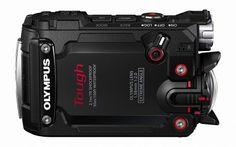 Olympus TG-Tracker cámara acción 7.2 MP, GPS, WiFi, estabilizador 5 ejes, 4K por 239 €  Con la TG-Tracker se puede escalar una montaña o surfear una ola, ya que es una cámara robusta que se maneja con facilidad en las situaciones más extremas para realizar vídeos y fotografías espectaculares.    #chollos #deportes #olympus #primeday