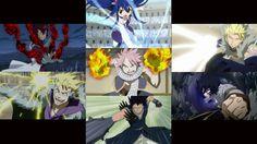 Fairy Tail Dragon Slayers by on DeviantArt Fairy Tail Family, Fairy Tail Couples, Recent Anime, Fairy Tail Dragon Slayer, Miraxus, Rave Master, Kaichou Wa Maid Sama, Anime Fairy, Sword Art Online