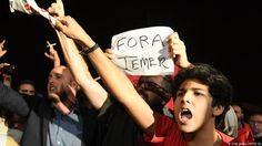 Temer rechaza renunciar, críticos convocan a marchar | América Latina | DW | 18.05.2017