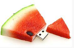 Une clef USB en pastèque !!