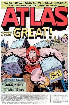 Atlas Jack Kirby 1- (3)